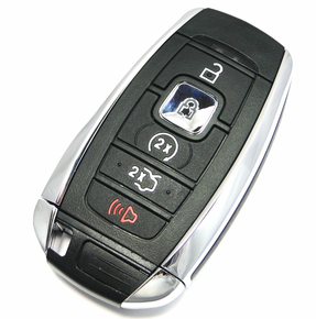2017 Lincoln Continental Key Remote Smart Peps