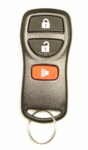 2017 Nissan NV200 Keyless Entry Remote - Used