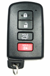 2017 Toyota Highlander Smart Remote Key Fob Keyless Entry