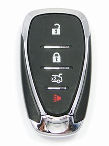 2018 Cruze Keyless Entry Remote Key