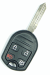 2018 Ford Taurus Keyless Entry Remote Key Fob - 4 button