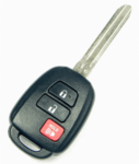 2018 Toyota RAV4 Keyless Remote Key - refurbished