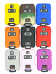 Chevrolet, GMC Keyless Entry Protective Remote cover