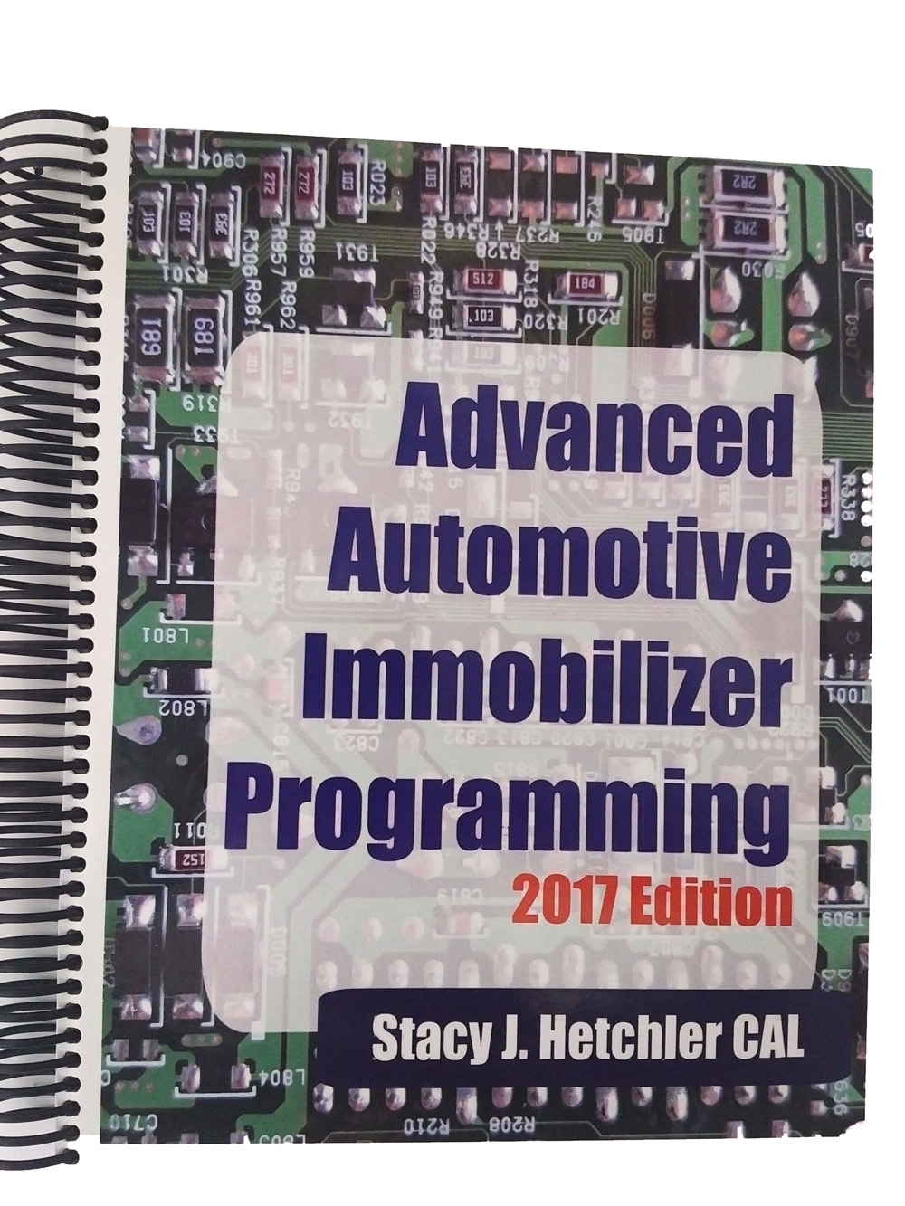EEPROM BOOK BY STACY J  HETCHLER VOL  1 (2017 EDITION) HARD COVER