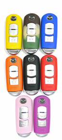 Mazda smart remote protective rubber cover