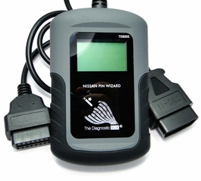 Diagnostic Box Nissan Pin Code Wizard - TDB005