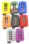 Toyota Smart Key Keyless Entry Remote Rubber cover