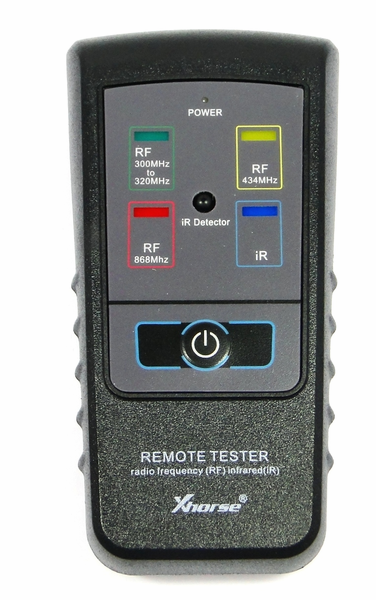 Xhorse Keyless Entry Key Fob Remote Tester Rf Radio Amp Ir