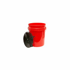 5 Gallon Professional Wash Bucket with Grit Guard