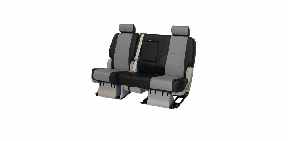 Alcantara Seat Covers: Rear
