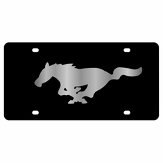 Automotive Lazer Style License Plates