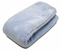 Big Blue Microfiber Drying Towel, 26 x 18 inches