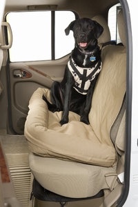 Canine Covers® Back Seat Dog Bed