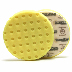 CCS 6.5 inch Yellow Cutting Foam Pad(1)