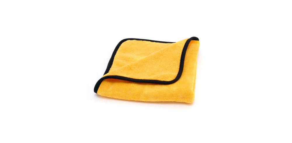 "Cobra Gold Plush 16"" X 16"" Microfiber Towels"
