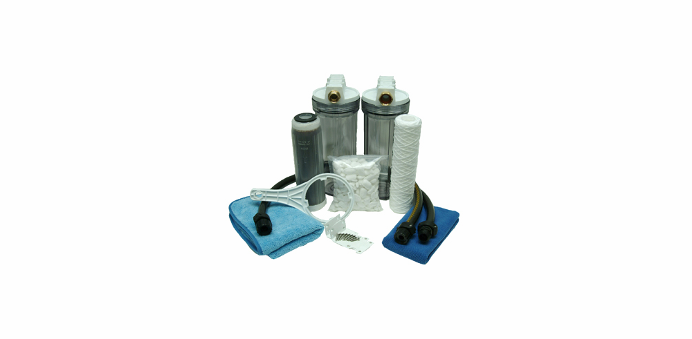 Deluxe Water Filter Kit
