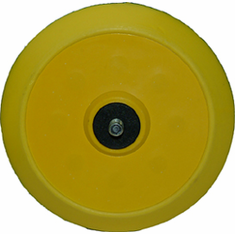 Dual-Action Hook & Loop Flexible Backing Plate 5""