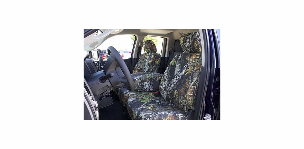 FRONT SEAT<br> 40/20/40 Bench Seat<br>  RuffTuff Outdoor Camo