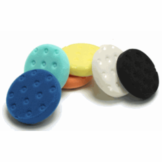 Lake Country CCS 3.5 Inch Spot Buffs Foam Pads