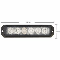 LED Strobe Lights 6 LED