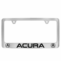 Logo License Plate Frames