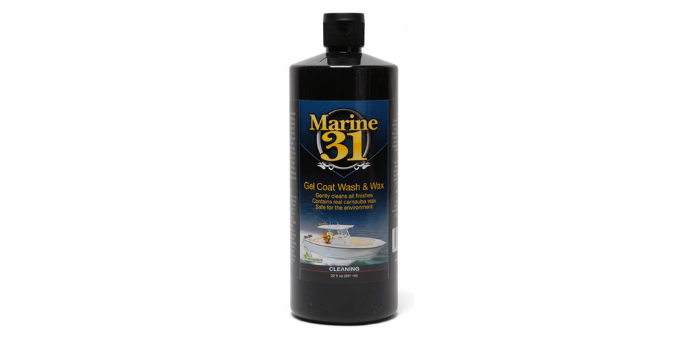 Marine 31 Gel Coat Wash & Wax with Carnauba