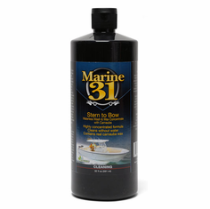 Marine 31 Stern to Bow Waterless Wash & Wax Concentrate with Carnauba 32 oz.