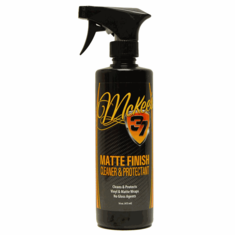 McKee's 37 Matte Finish Cleaner & Protectant