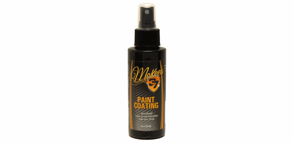 McKee's 37 Paint Coating