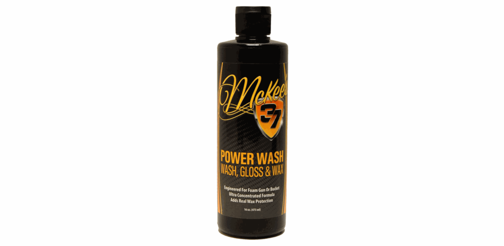 McKee's 37 Power Wash