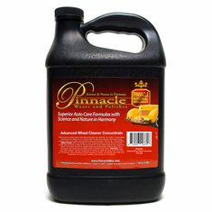 Pinnacle Advanced Wheel Cleaner Concentrate 128 oz.