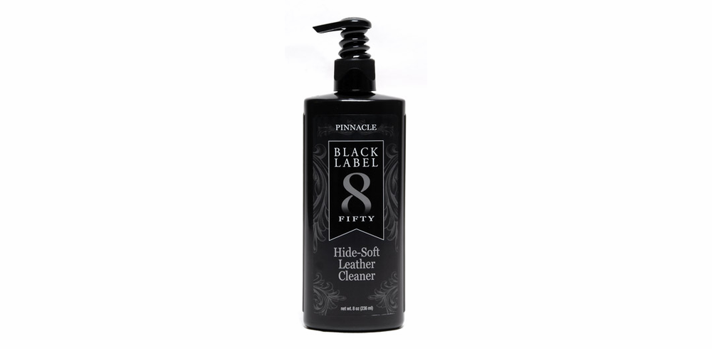 Pinnacle Black Label Hide-Soft Leather Cleaner