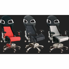 PitStop Furniture Formula One Office Chair