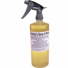 Poorboy's Spray and Rinse Wheel Cleaner 32 oz