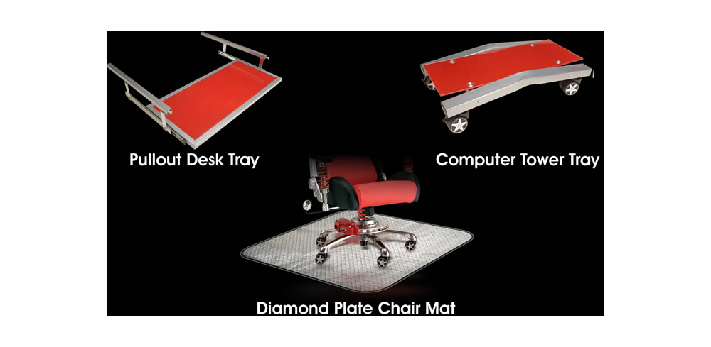 <br><br><br><br><br><br>Pull Out Desk Tray
