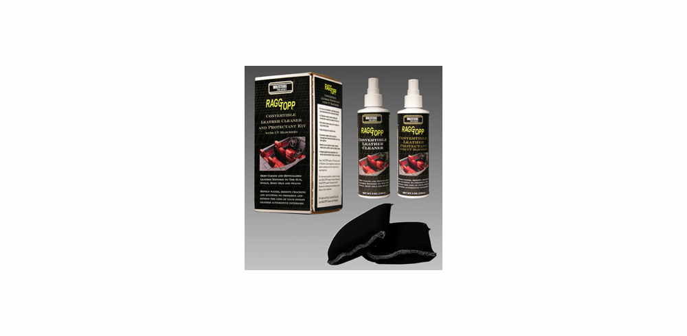 RaggTopp Convertible Leather Care Kit