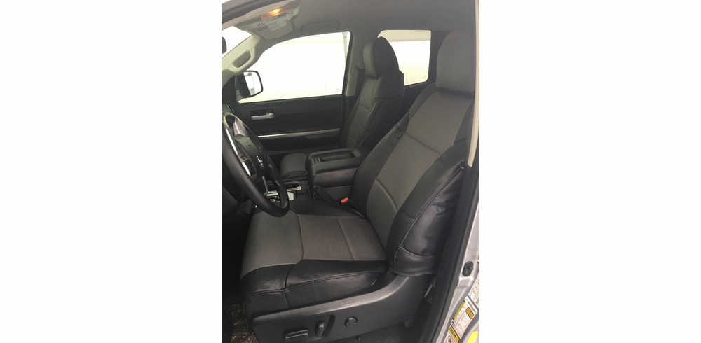 RuffTuff Exotic Seat Covers<br> 40-20-40 Bench Seats