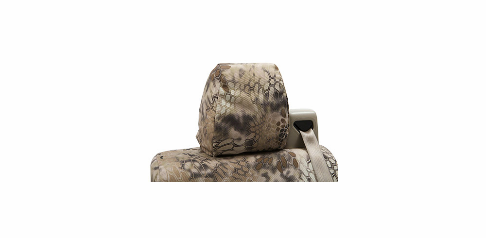 RuffTuff Headrest Covers Pair