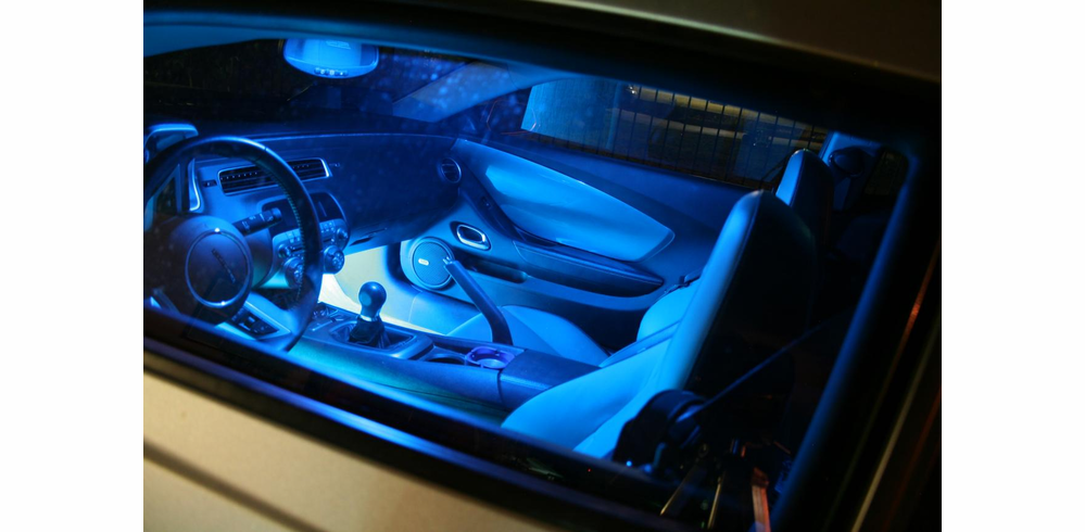 Underground Lighting Single Color LED Interior Kits