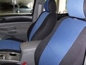FRONT SEATS: Spacer Mesh
