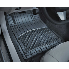 Weathertech AVM Rubber Floor Mats FRONT & REAR SET