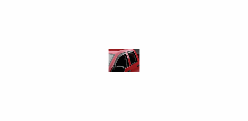 WeatherTech Wind & Rain Deflectors 2 pc