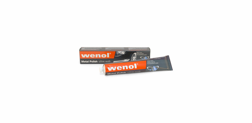 Wenol Metal Polish Ultra Soft Blue