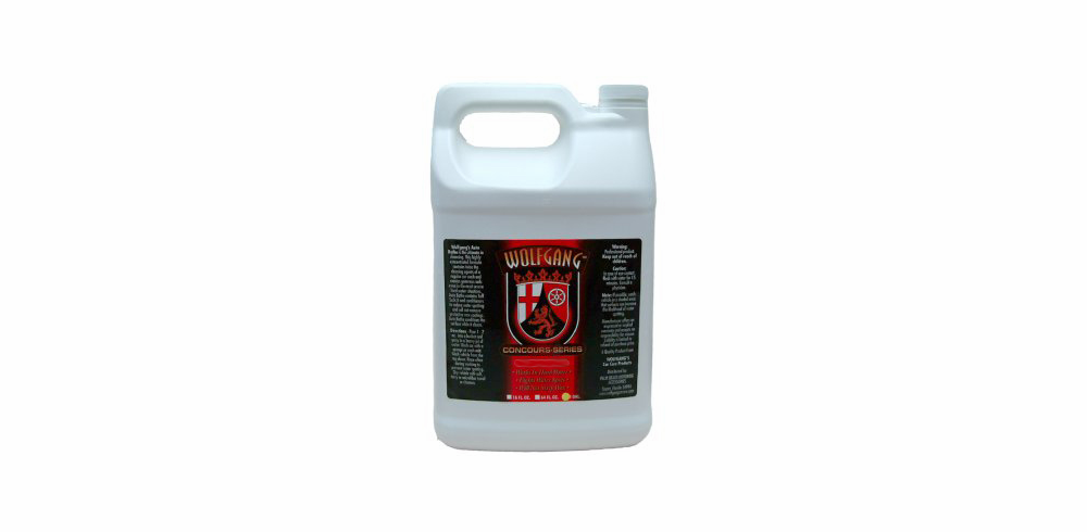 Wolfgang Black Diamond Tire Gel<br>128 oz.