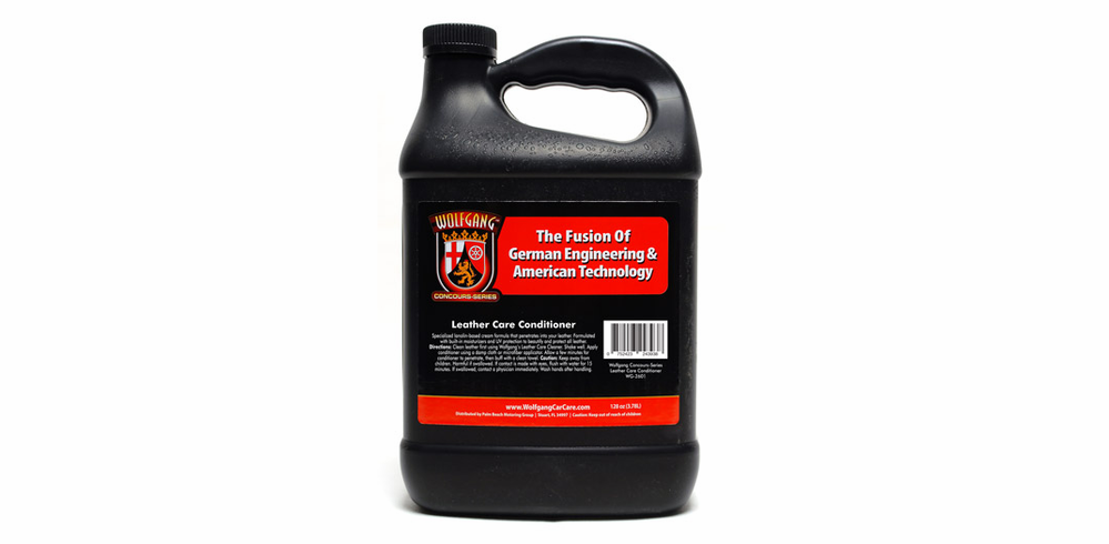 Wolfgang Leather Care Conditioner 128 oz.