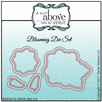 Blooming Die Set
