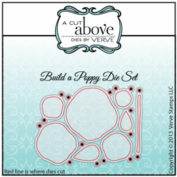 Build a Poppy Die Set