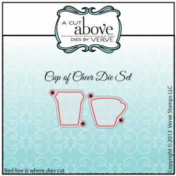 Cup of Cheer Die Set