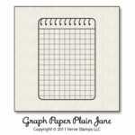 Graph Paper Plain Jane