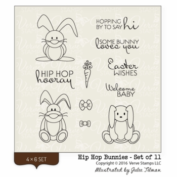 Hip Hop Bunnies